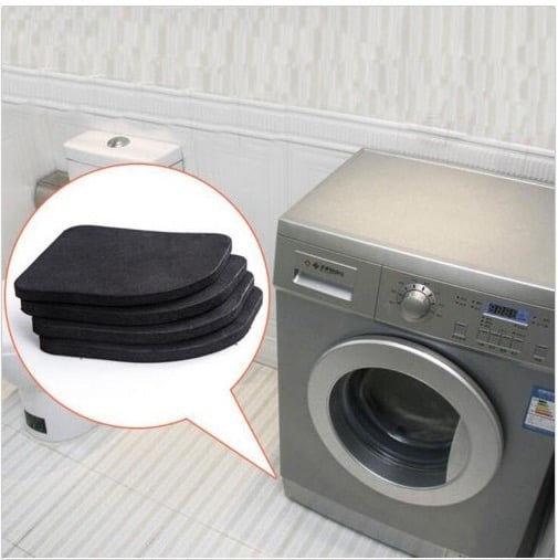 Best Anti Vibration Mats and Pads for Washing Machine and Dryers