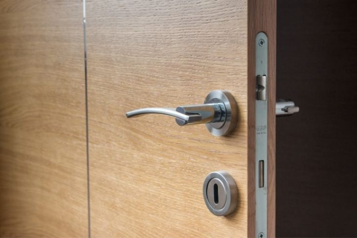 How to keep a door from slamming_Get Soundproofing