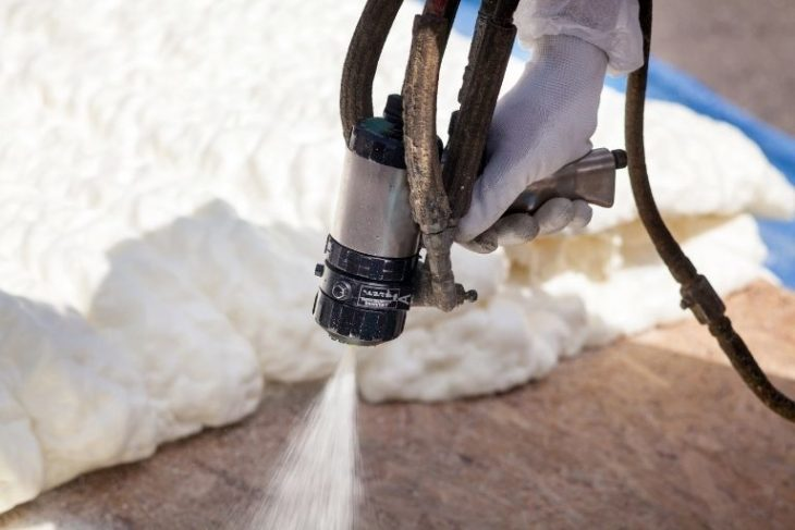 Soundproofing Spray Foam for Existing Walls_Get Soundproofing
